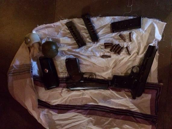В Киеве СБУ задержала разыскиваемых Интерполом террористов из РФ