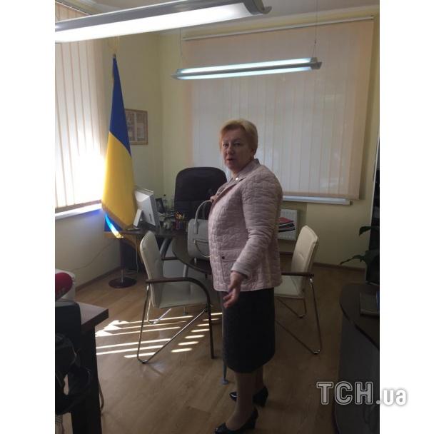 В Киеве журналисты встретили разыскиваемую СБУ Ульянченко: фото