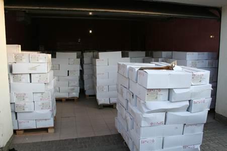 В Харьковской области СБУ пресекла контрабанду сыра в РФ
