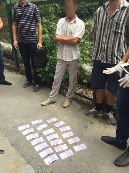 Архитектор города Изюм задержан при получении взятки - СБУ