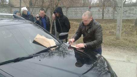 В Кировограде СБУ задержала сотрудника уголовного розыска: видео