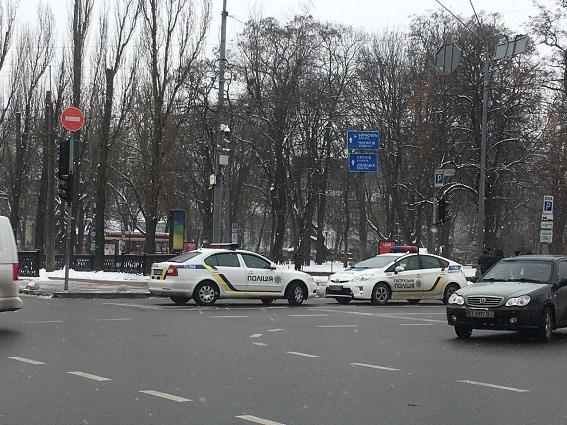 День Соборности: порядок в Киеве охраняют 1500 правоохранителей