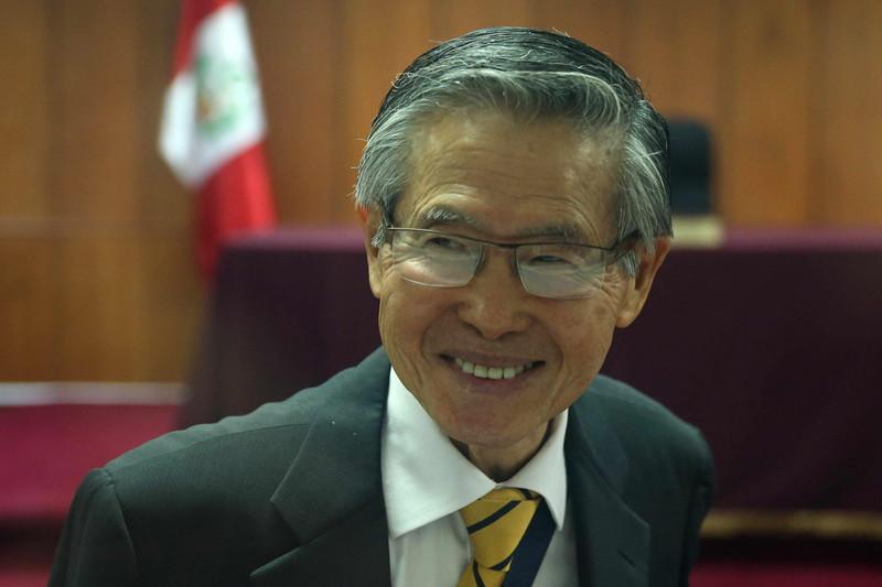 В Перу из-за амнистии экс-президента Фухимори начались протесты