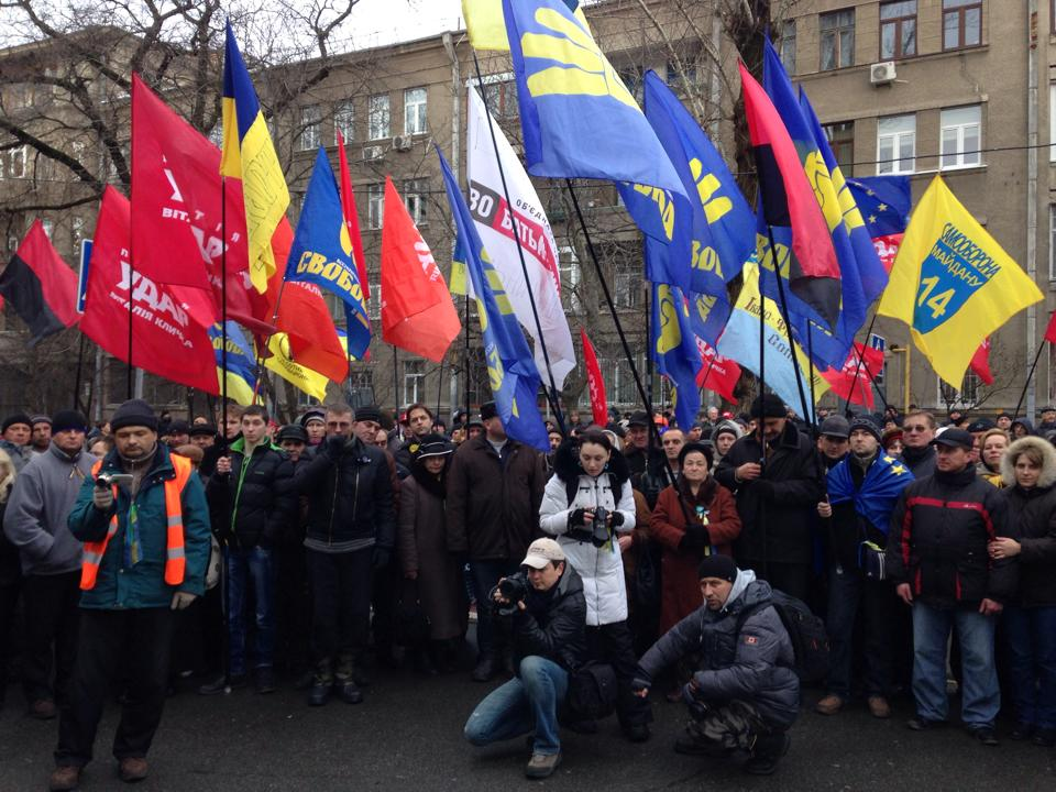 Евромайдан, день 50-й: хроника