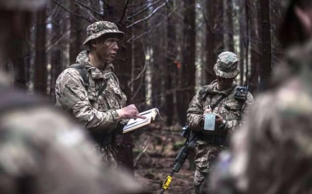 Украинские военные отличились на учениях Ex Cambrian Patrol: фото