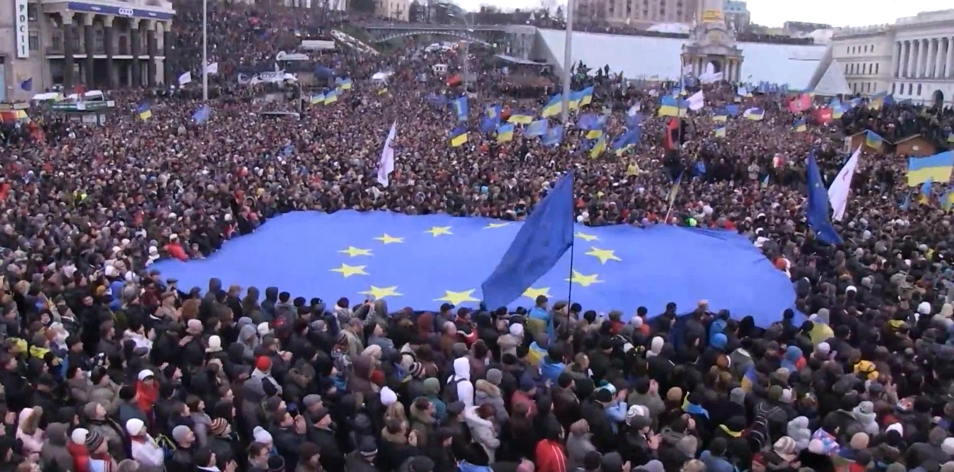 После разгона. Евромайдан, день 11-й: хроника