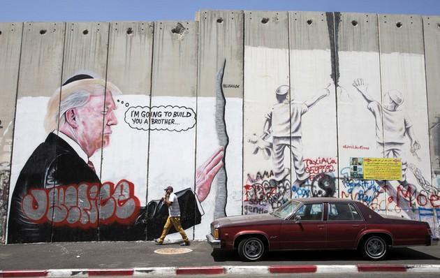 Трамп может отложить переезд посольства США вИерусалим— США