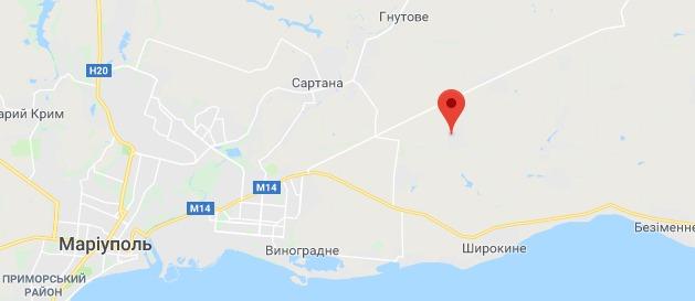 Штаб: Погибший в Донбассе военнослужащий - 1995 года рождения