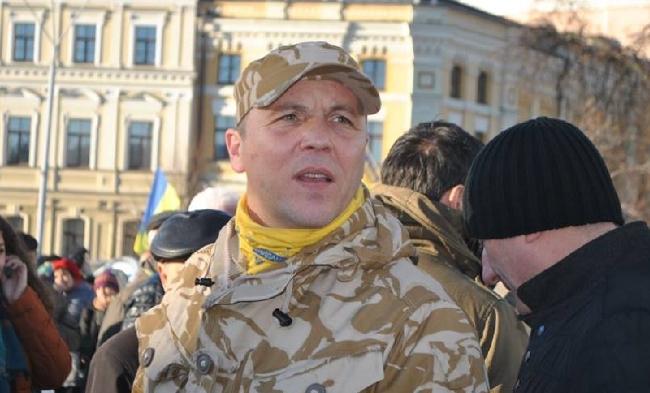 Парубий: Наша задача - держать фронт, а Путина победят санкции