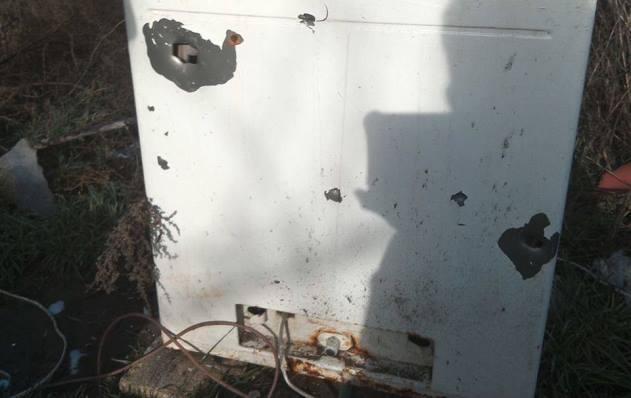 Боевики обстреляли из минометов Водяное: фото разрушений