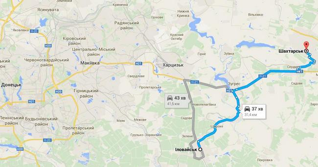 Боевики готовят наступление на Шахтерск и Иловайск - СНБО