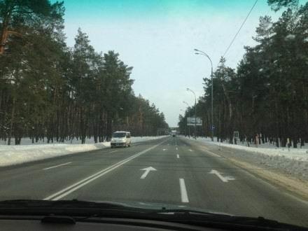 Регионал объяснил государственную важность дороги на Конча-Заспу