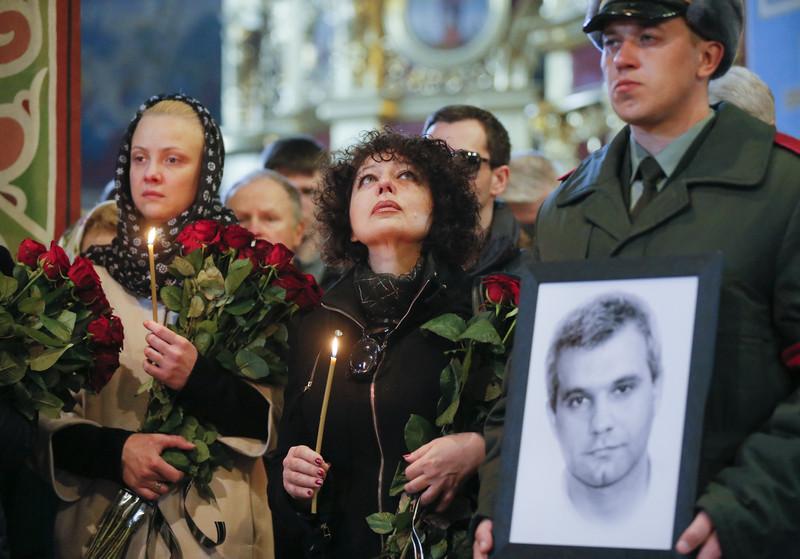 Amnesty International требует расследовать убийства в Донбассе