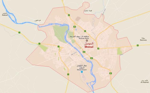 Иракская армия штурмует запад Мосула и продвигается к аэропорту