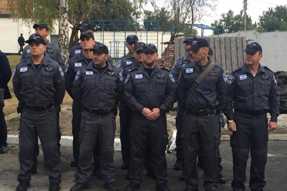 Израильские полицейские помогут украинским сотрудникам обеспечивать порядок вУмани