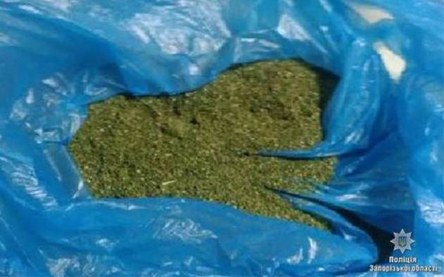 У жителя Бердянска изъяли 20 кг наркотиков: фото