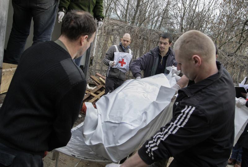 Боевики начали передачу тел погибших военных Украине - СМИ