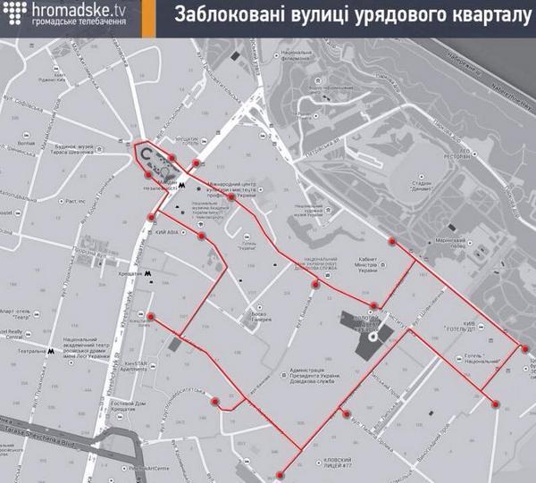 Евромайдан, день 18-й: хроника