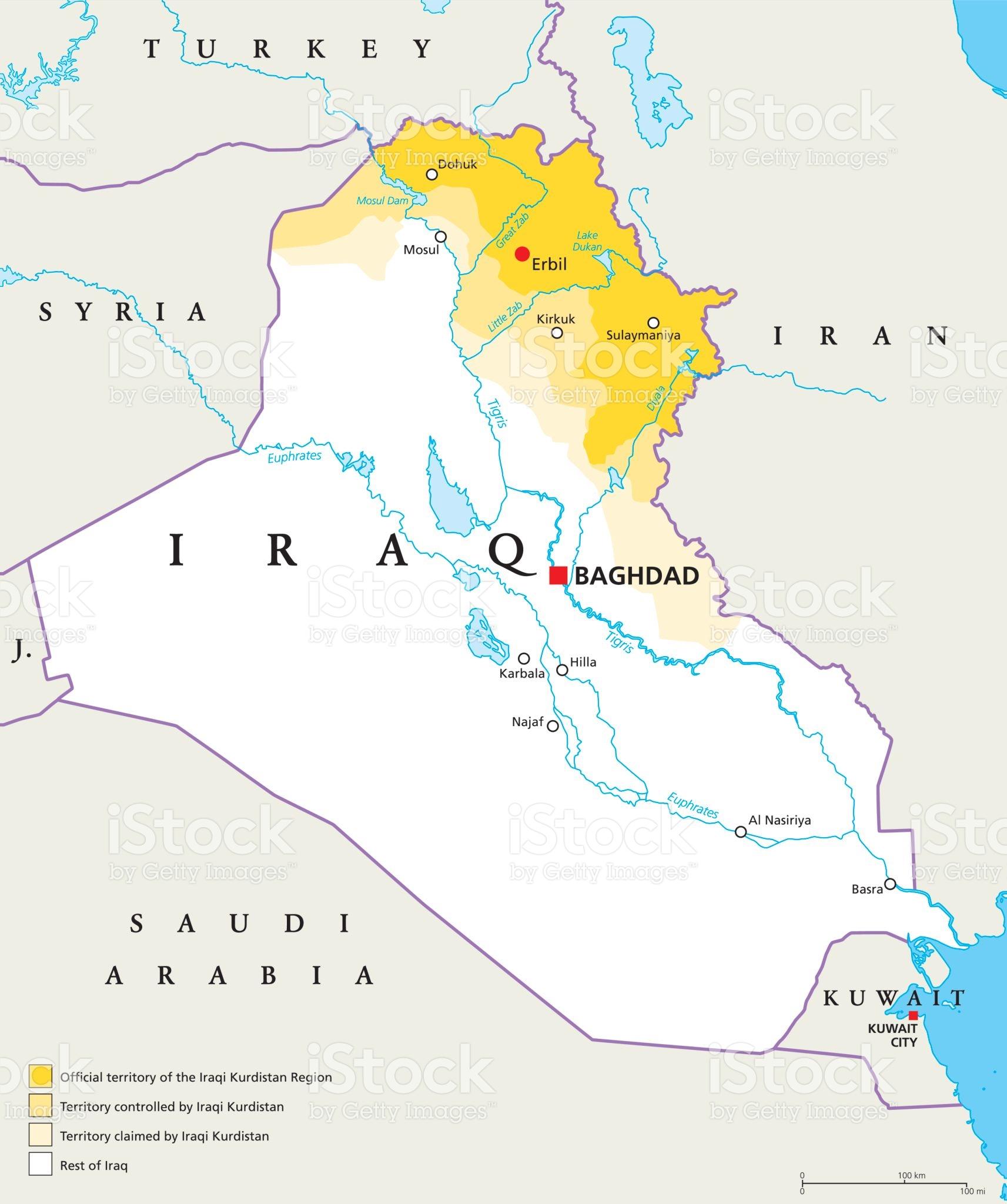 Игра в независимость: чего на самом деле хочет иракский Курдистан