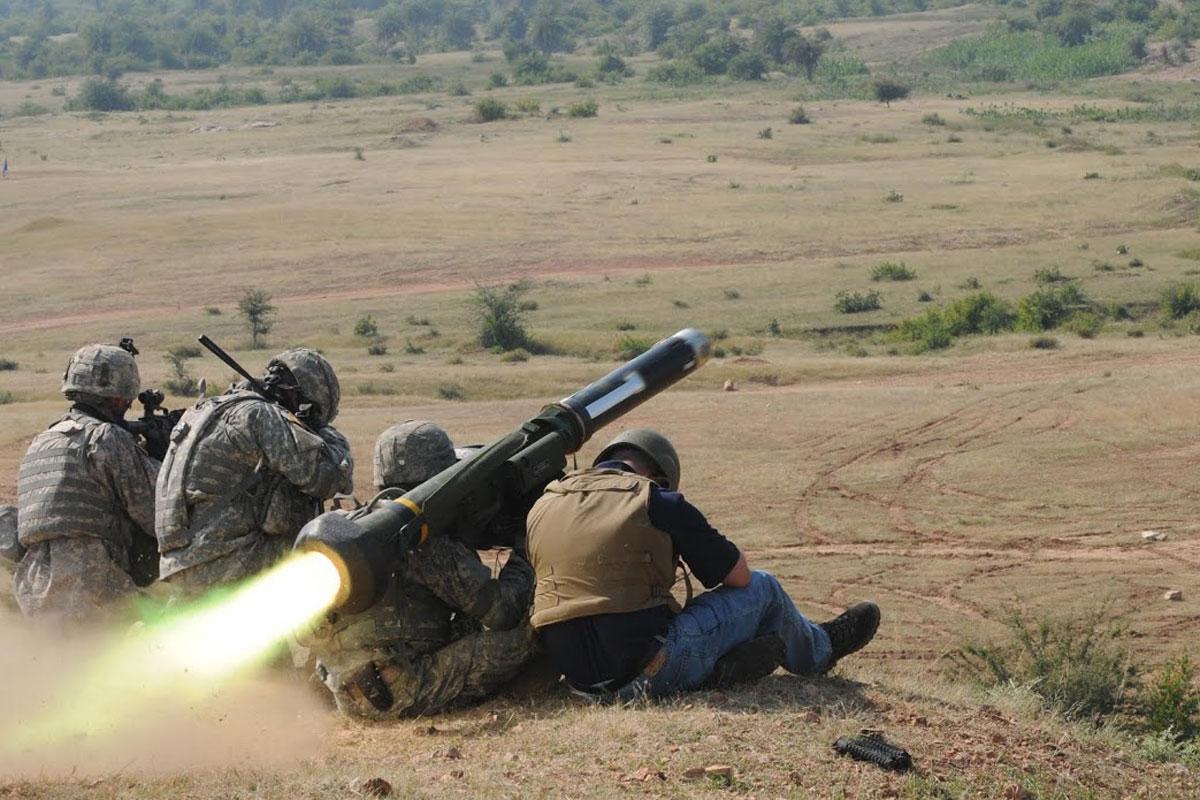 Украина рассчитывает на американские ПТРК Джавелин - Таранов