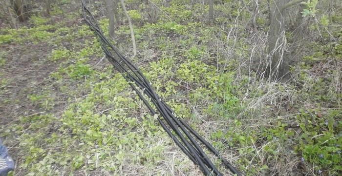 В Днепре задержали воров при краже кабеля линии спецсвязи Кабмина