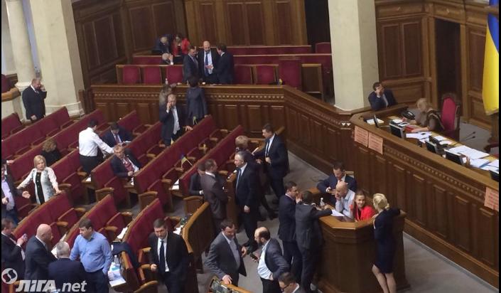 Фракции коалиции требуют сегодня назначить аудитора НАБУ от Рады