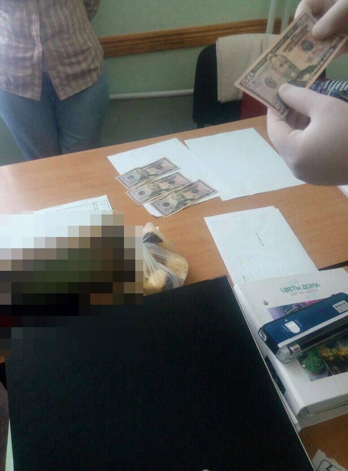 В Тернопольской области доцент вуза попалась на взятке - СБУ