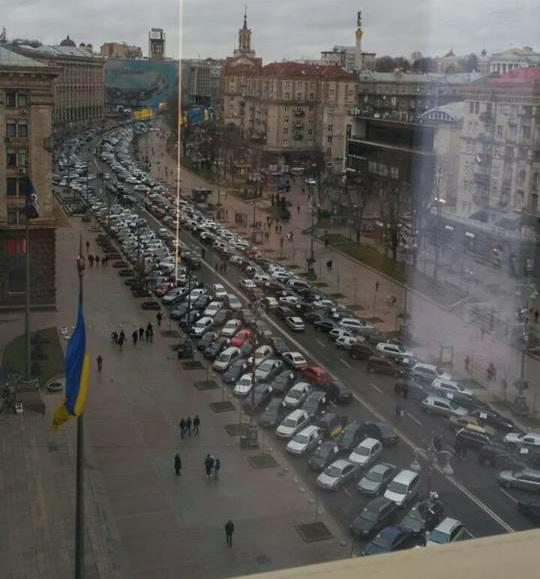 Акции за импичмент и растаможку: в МВД насчитали 3,5 тыс человек