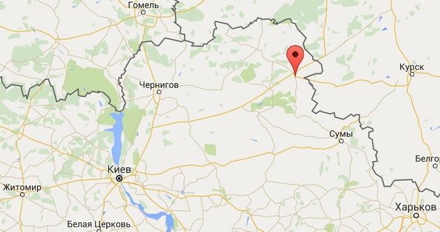 У Сумській області випав аномально великий град: фото