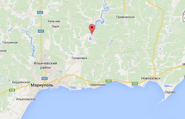Под Мариуполем боевики-кадыровцы похитили сельского голову - СНБО