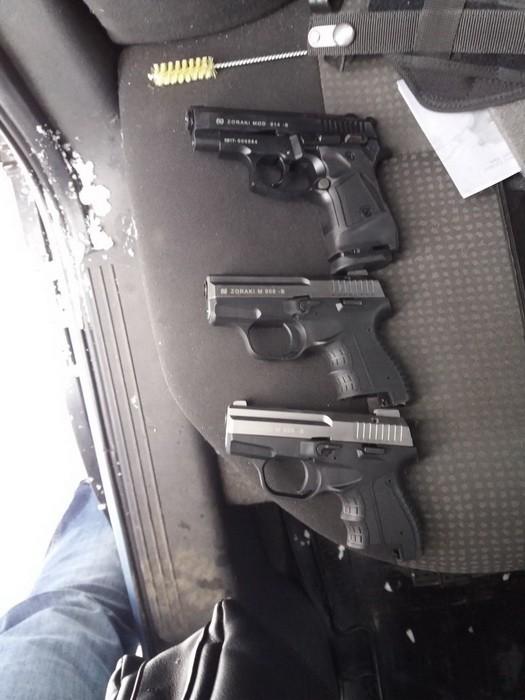 В Днепре пресекли деятельность незаконной оружейной мастерской