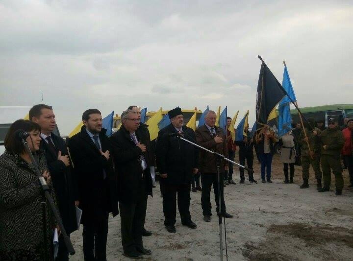 Построенная на Чонгаре телевышка начала передавать сигнал на Крым