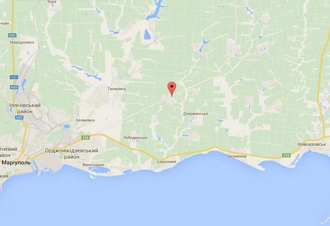 Силы АТО уничтожили два БТР и захватили БМП в районе Коминтерново