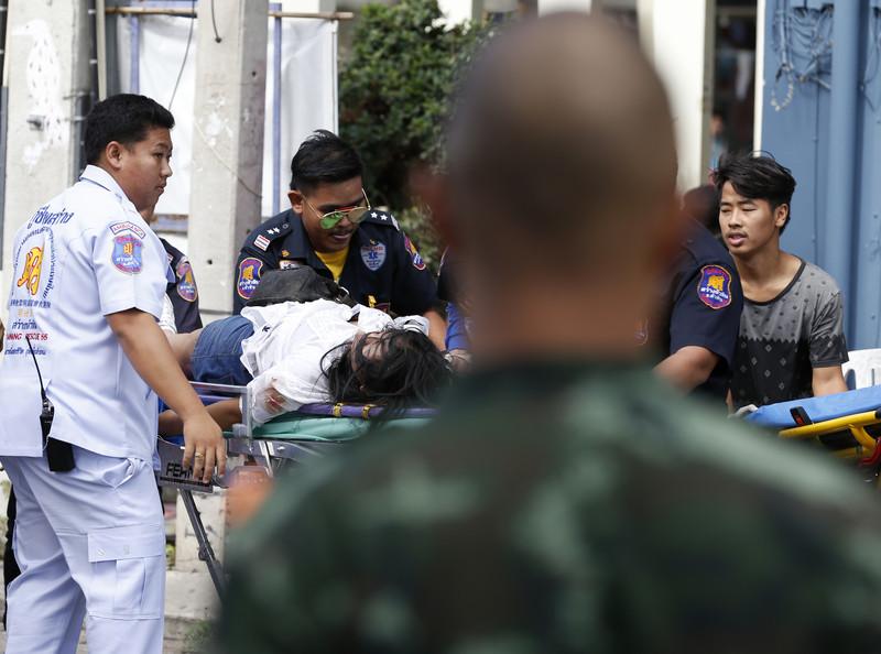 Число жертв взрывов в Таиланде увеличилось до четырех: фото