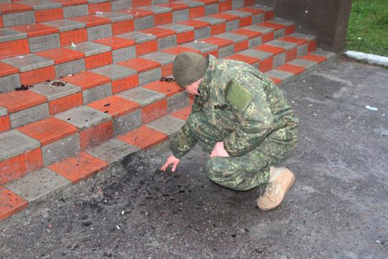 Под Черниговом 4 человека госпитализированы из-за взрыва гранаты