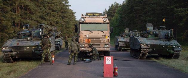 Шведы получат инструкцию о действиях на случай вторжения РФ - FT