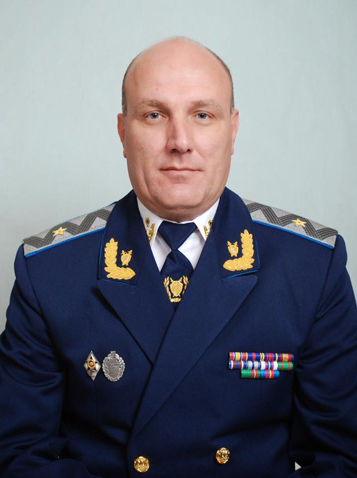 ГПУ подозревает в госизмене экс-прокурора Крымского региона: фото