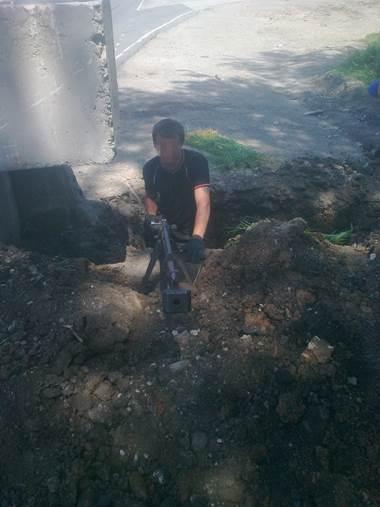 Задержанный в Славянске боевик уверяет, что раскаивается: видео