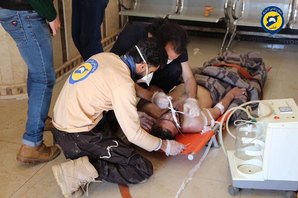 США возложили ответственность захиматаку вИдлибе направительство Сирии