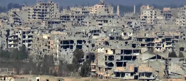 Джихадисты выбиты из последнего крупного оплота ИГ в Сирии: видео