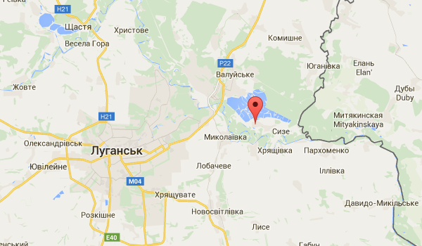 В Луганской области военные обнаружили тела пяти диверсантов ЛНР