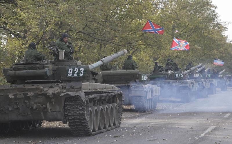 Москва пытается сорвать мир в Донбассе