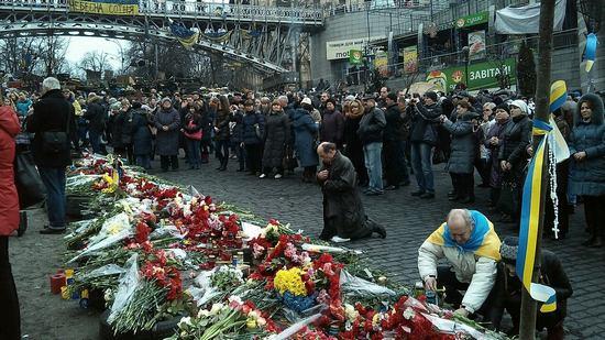 Евромайдан, день 94-й: хроника