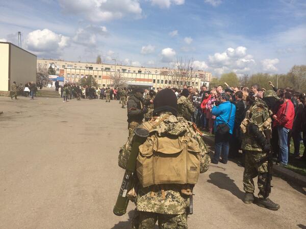 В НАТО рассказали, что выдает военных России на востоке Украины
