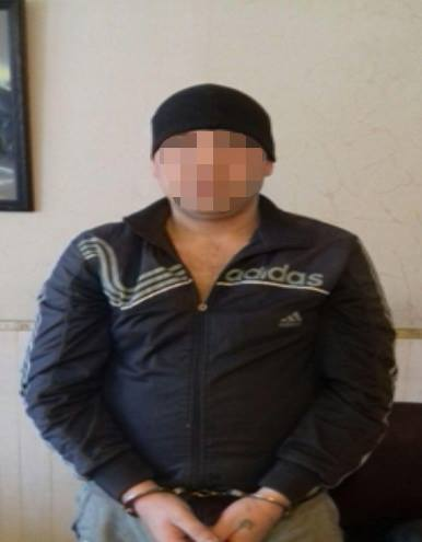 В зоне АТО задержан боевик ДНР, разыскиваемый Интерполом: фото