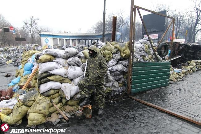Евромайдан, день 88-й: хроника