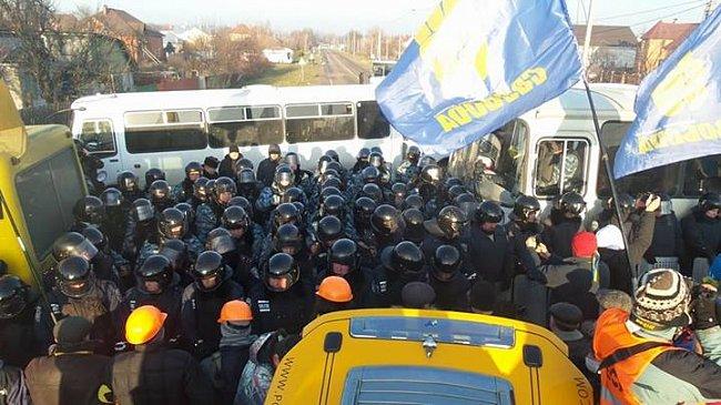 Евромайдан, день 39-й: хроника