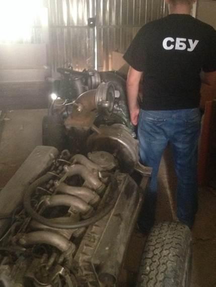 В Житомирской области обыскали незаконных скупщиков янтаря: фото