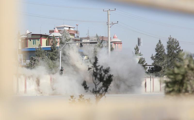 В столице Афганистана боевики напали на телекомпанию, есть жертвы