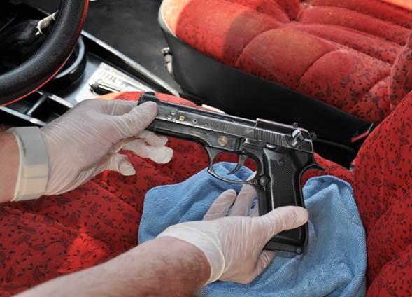 В Житомирской области СБУ задержала торговца оружием из зоны АТО
